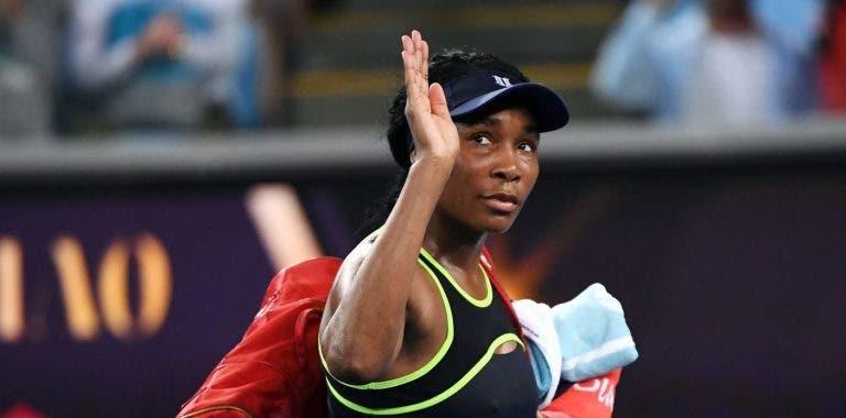 Venus Williams junta-se à irmã e também não vai ao US Open