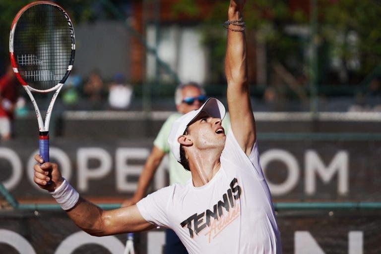 Thiem sobre Munar: «O seu ranking não demonstra o nível de ténis que tem»