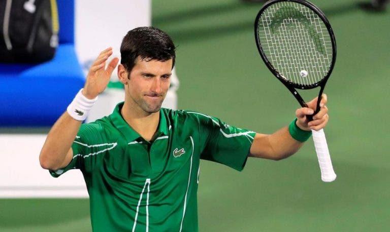 Quase seis meses depois, os rankings ATP foram finalmente descongelados