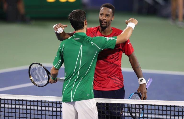Monfils: «Estou triste pelo Djokovic, mas os supervisores fizeram o seu trabalho»