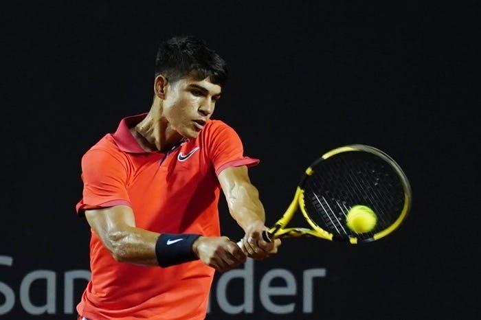 Alcaraz faz história no 'qualy' do Australian Open, Musetti diz adeus