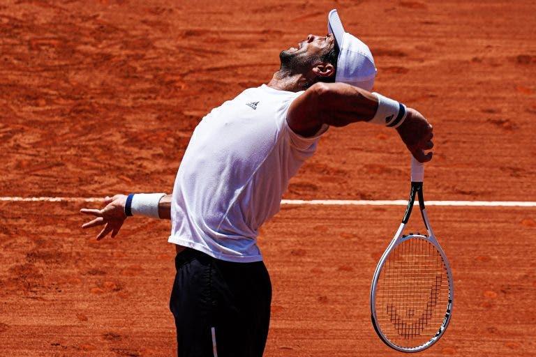 Verdasco: «A ideia é jogar o US Open, Madrid, Roma e Roland Garros»