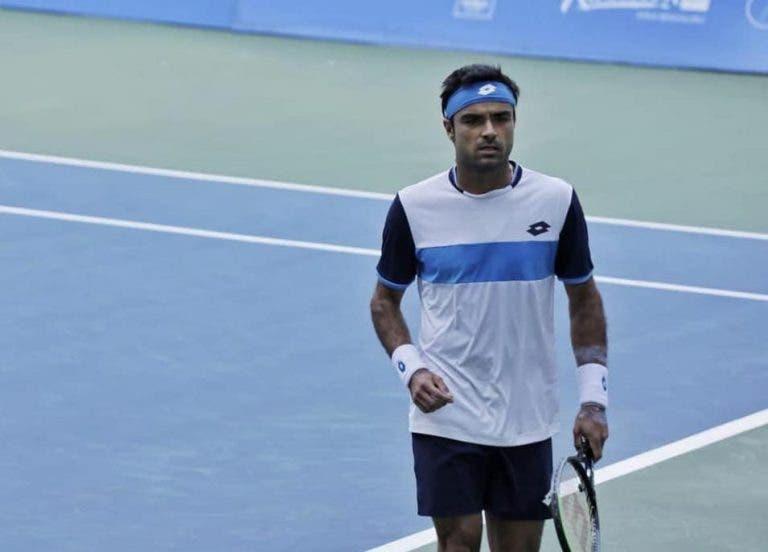 Frederico Silva sente lesão e desiste do Porto Open: «Pensei que ia ter um dia de descanso»