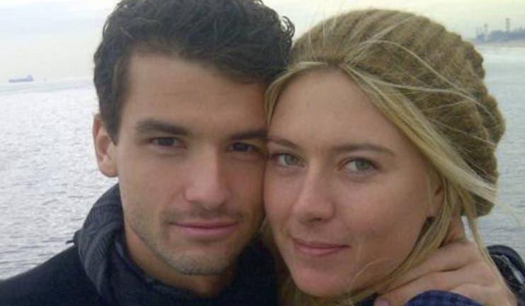 Dimitrov continua amigo da 'ex' Sharapova: «Gostava de dizer-vos mais»