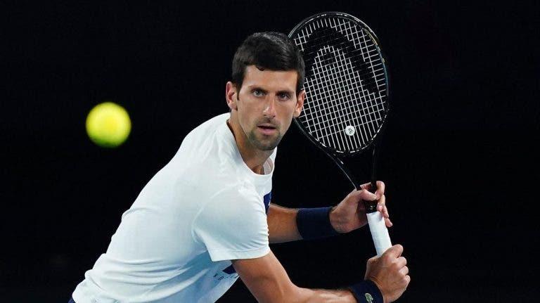 F. López e o Adria Tour: «O que Djokovic fez não ajuda. Podia ter feito melhor»