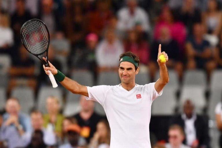 Federer lança nova raqueta e admite: «Estou ansioso por voltar ao circuito»