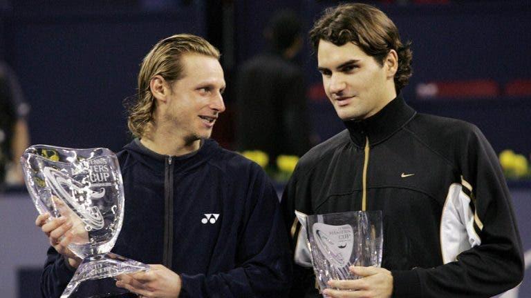Antigo top 25 recorda episódio em 2002: «Nalbandian disse-me 'Não podes perder com o Federer'»