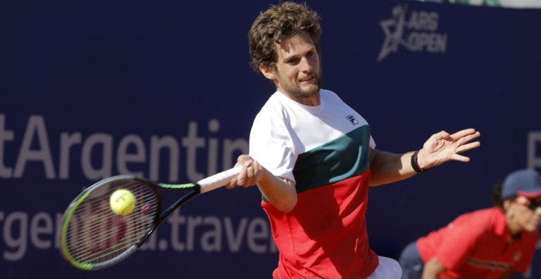 [VÍDEO] Split: Pedro Sousa vs. Francisco Cerundolo, em DIRETO