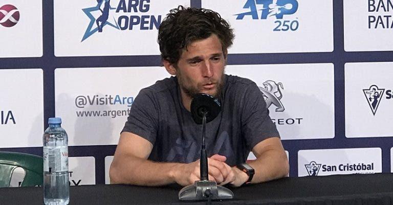 Pedro não sabe se joga no Rio e deixa Argentina com mensagem: «Aimar é o maior!»