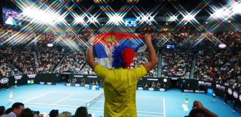 Mais dois jogadores testaram positivo na bolha do Australian Open