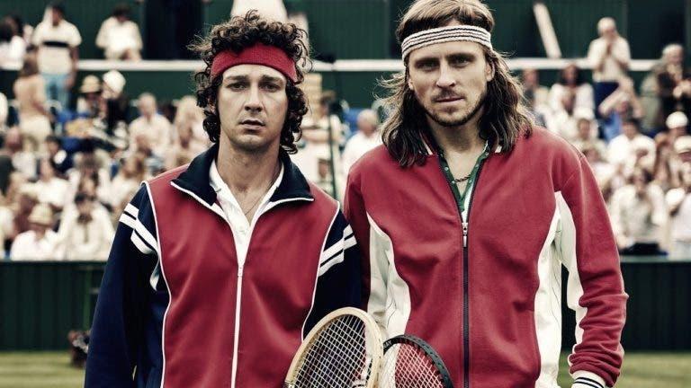 As 7 maravilhas do cinema sobre ténis para ver durante a quarentena