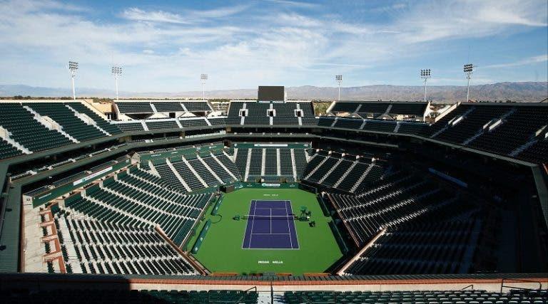Indian Wells pode vir a ser adiado e jogar-se depois do US Open