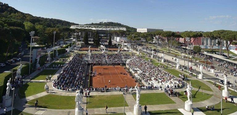 Madrid e Roma não mudam de data apesar do adiamento de Roland Garros