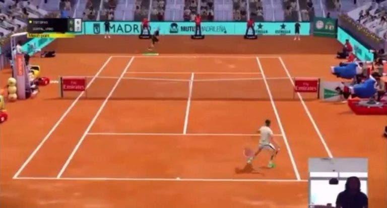Madrid Open: Schwartzman 'oferece' lugar a Murray na final com Goffin