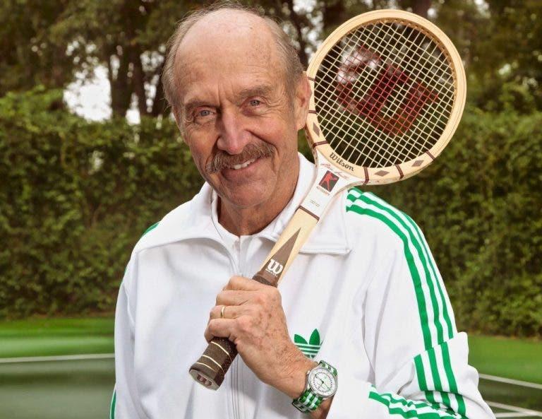 Stan Smith: o tenista ímpar que faz o mundo passear classe