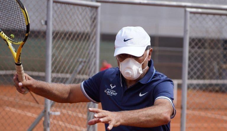Toni Nadal rendido: «Federer transcendeu o ténis. Nada nem ninguém vai manchar o que fez»