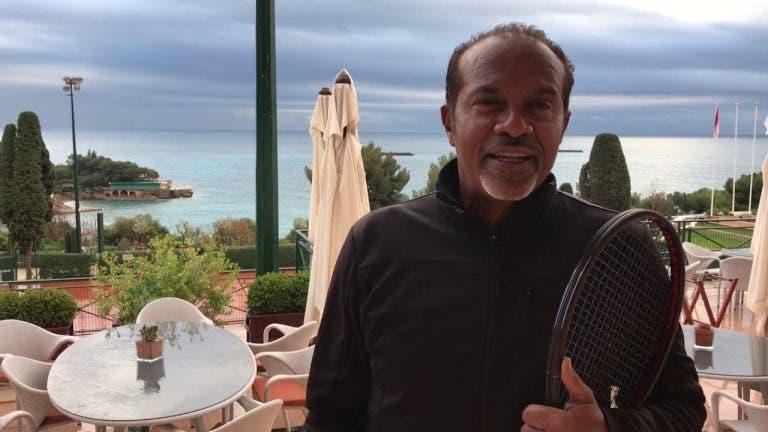 Ex-top 22 Agenor: «O racismo não tem lugar no ténis nem na sociedade»