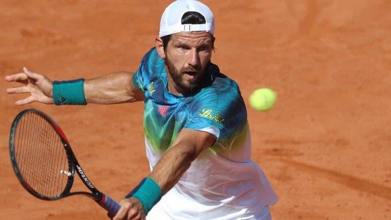 Melzer: «Muitos tenistas vão aceitar jogar caso o US Open se realize»