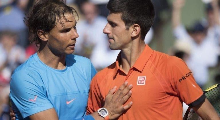 Djokovic e a final com Rafa Nadal: «É o meu maior rival»