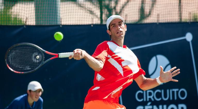 [VÍDEO] Maia Open: Nuno Borges vs. Bernabé Zapata, em DIRETO
