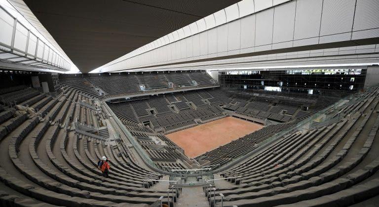 Roland Garros enche-se de glamour com sessões noturnas já em 2021