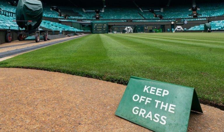 Wimbledon vai acontecer em 2021, mesmo que seja sem público