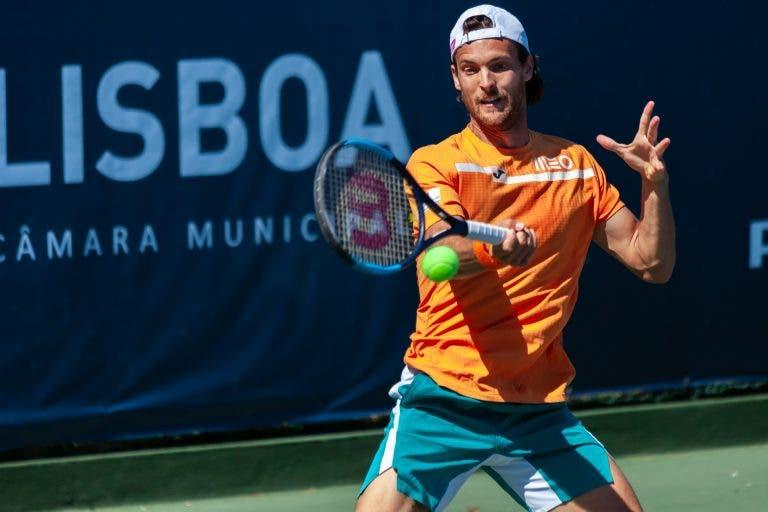 João Sousa defronta cabeça-de-série na primeira ronda do ATP de Kitzbuhel
