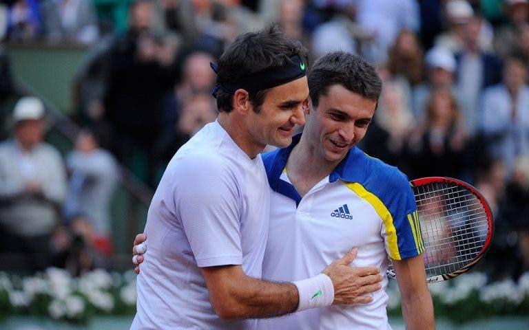 Simon: «França perdeu 20 anos de formação tenística por culpa do Federer»