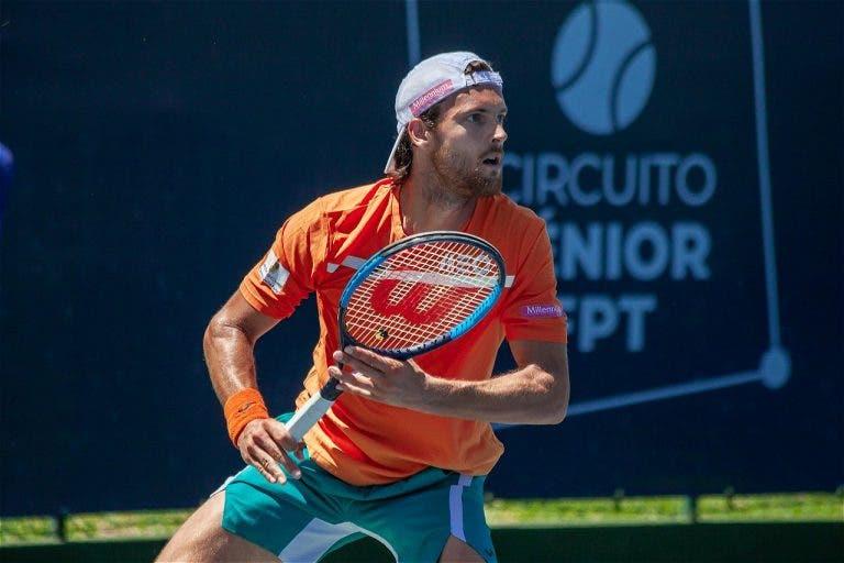 João Sousa e o seu sorteio no US Open: «É um jogador de ranking inferior, mas isso pouco quer dizer»
