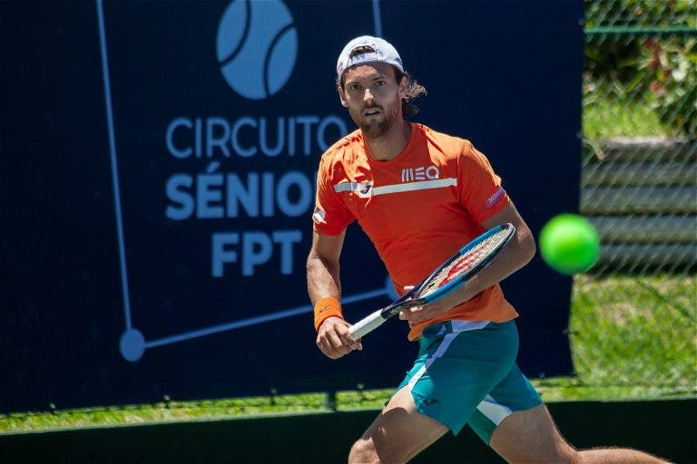 João Sousa viaja sábado para Nova Iorque e prepara US Open com dois top 15