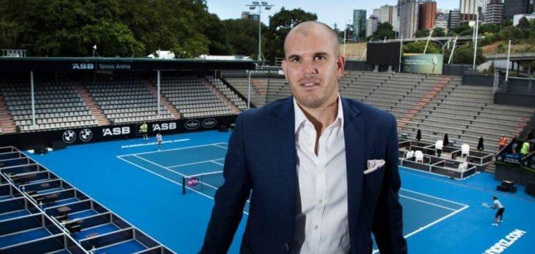Karl Budge: «Nova Zelândia pode receber mais eventos em janeiro»