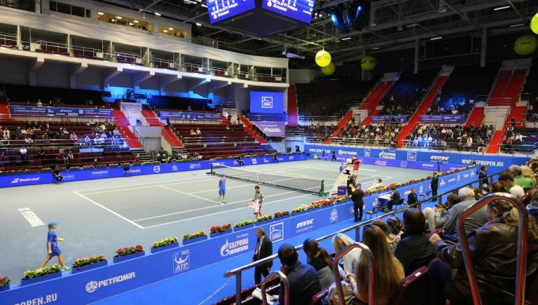 Torneio de São Petersburgo quer subir a ATP 500 ainda este ano