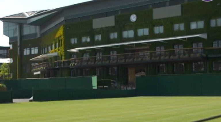 [VÍDEO] Wimbledon celebrou o 'Middle Sunday' com vídeo emocionante
