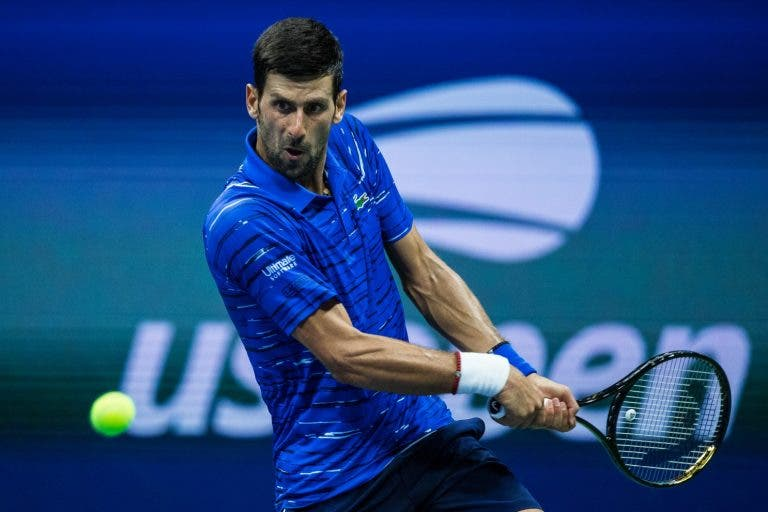 Djokovic e o duelo com Edmund: «Tem um grande serviço e não tem muito a perder»