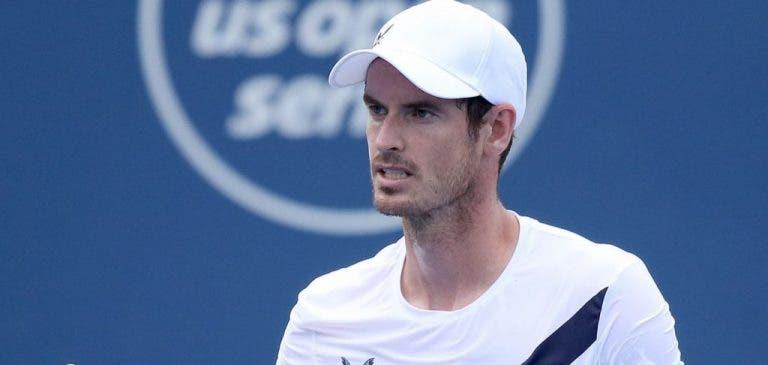 Murray após desaire com Raonic: «Tenho muito trabalho pela frente»
