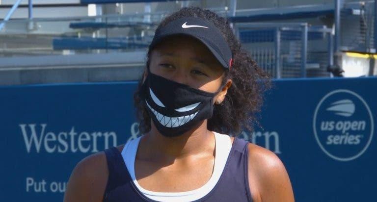 WTA impede que as jogadoras sejam questionadas sobre os protestos de Cincinnati