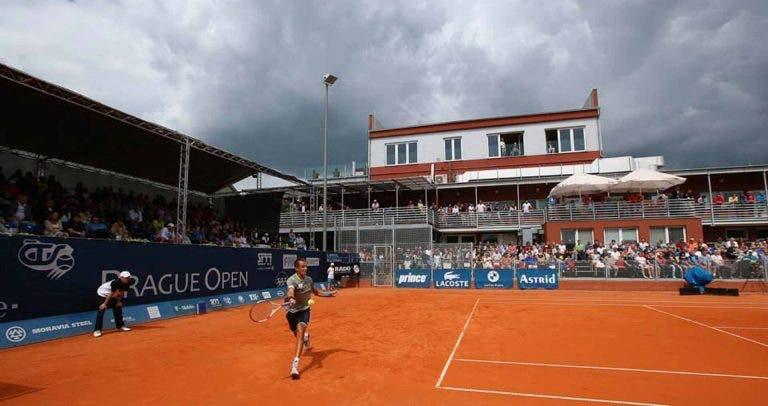 ATP confirma caso positivo de coronavírus no Challenger de Praga