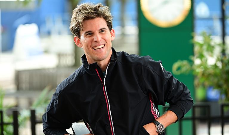 Thiem surpreendido com qualidade do ATP 500 de Viena «Quadro é uma loucura»