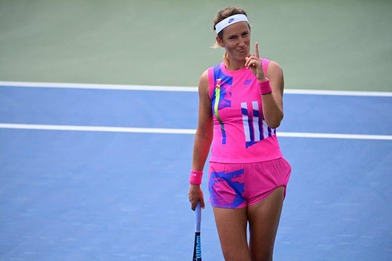 Azarenka atropela Sabalenka rumo à terceira ronda do US Open