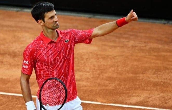 Djokovic garante: «Vou tentar superar o Federer em Grand Slams e semanas como número um»