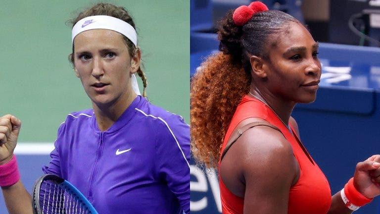 Azarenka e o duelo com Serena: «Não poderia ser melhor para mim»