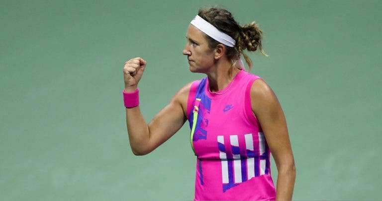 Azarenka derrota Serena e regressa à final do US Open sete anos depois