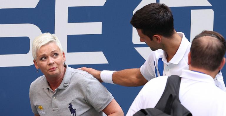 Svitolina e a desqualificação de Djokovic: «Foi correta e revela que há igualdade»
