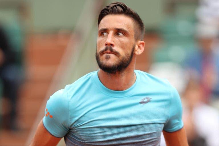 Tenistas descontentes com condições de Roland Garros: «Não conseguimos acreditar»