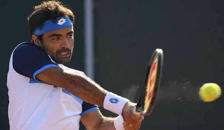 Frederico Silva joga o segundo torneio ATP em 2020 e entra em campo já amanhã