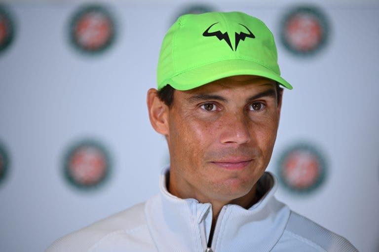 Nadal: «A rivalidade que tenho com Federer é especial e vai para lá do ténis»