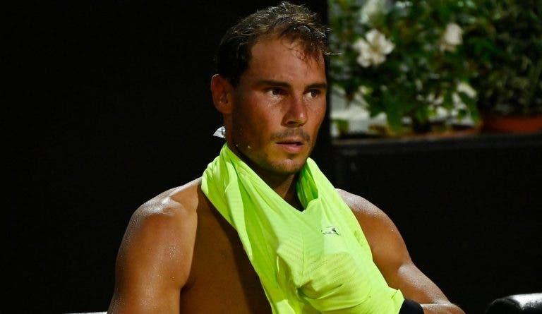 ATP de Viena tentou, mas Nadal não vai a jogo na Áustria