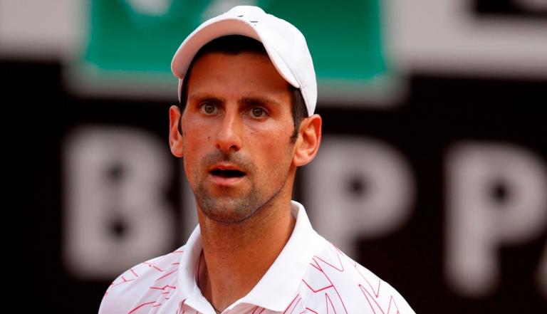 Djokovic treme muito mas está nas meias-finais em Roma