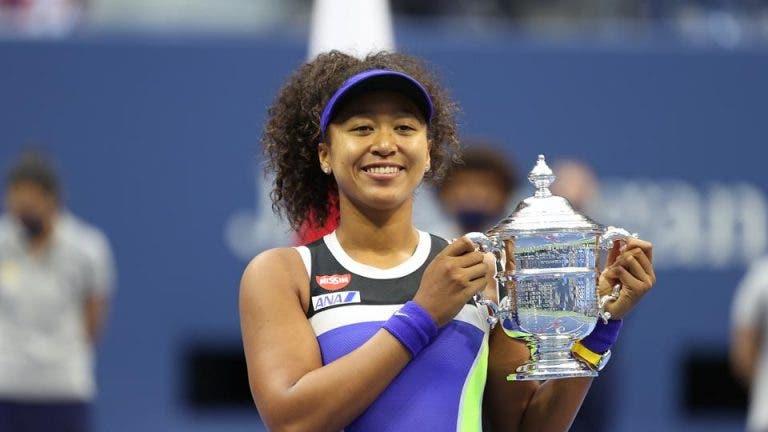 US Open: encontros femininos com mais audiência do que os masculinos nos Estados Unidos