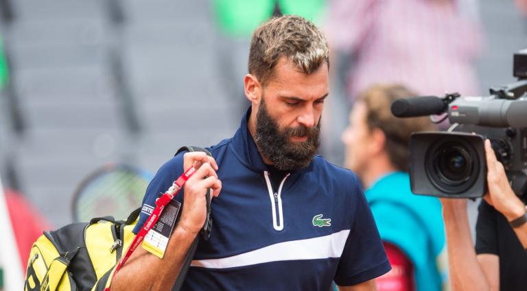 Paire: «Nadal ganha Roland Garros e vai para Queen's dois dias depois… eu acabava a temporada»